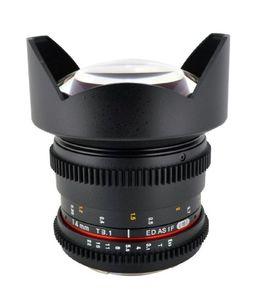 Rokinon CV14M-C 14mm T3.1 Cine Wide Angle Lens (For Canon) Price in India