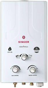 Singer Aqua Jwala 6L Storage Water Geyser Price in India
