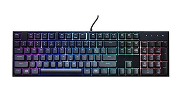 Cooler Master MasterKeys Lite L (SGB-3040-KKMF1) Keyboard and Mouse Combo Price in India
