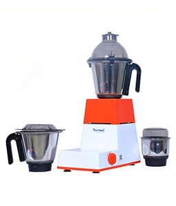 Sumeet Domestic XL3 550W Mixer Grinder (3 Jars) Price in India