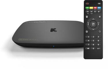 CUBETEK Kaiserbass Full HD Smart TV Media Player Price in India