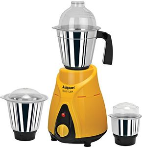 Jaipan JBU-05 750W Buttler Mixer Grinder (3 Jars) Price in India