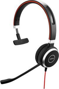 Jabra Evolve 40 UC Mono Wired Headset Price in India