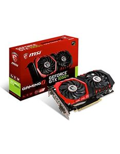 MSI GeForce GTX 1050 Ti GAMING X 4G 4GB GDDR5 Graphics Card Price in India