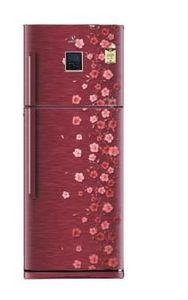 Videocon VZ293PECVB-HFK 280L Double Door Refrigerator (Begonia Flower) Price in India