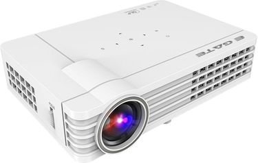 EGate K9 DLP LED 3D Portable Projector Price in India