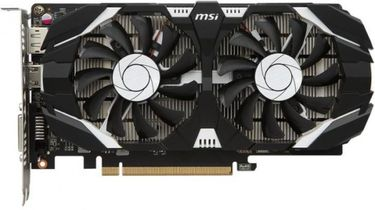 MSI GEFORCE GTX 1050 TI 4GT OC 4GB GDDR5 Graphic card Price in India