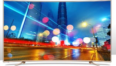 Sansui SNC55CX0ZSA 55 Inch Ultra HD 4K Smart Curved LED TV Price in India