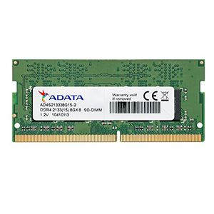 Adata (AD4S213338G15) 8GB DDR4 Laptop Ram Price in India