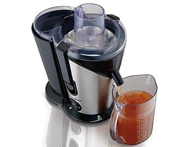 Hamilton Beach 67750-IN 850W Big Mouth Juice Extractor Price in India