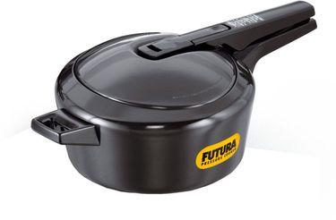 Futura F45 Aluminium 4 L Pressure Cooker (Inner Lid) Price in India
