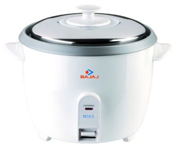 Bajaj RCX 5 Automatic Electric Cooker Price in India