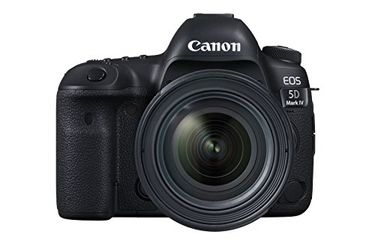 Canon EOS 5D Mark IV DSLR Camera ( with EF 24-70mm IS USM Lens) Price in India
