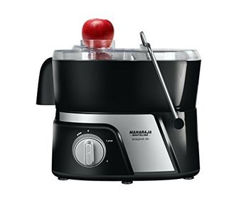 Maharaja Whiteline Easy Lock Deluxe 550W Juicer Mixer Grinder Price in India