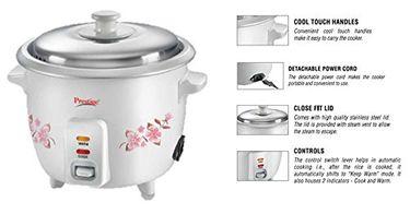 Prestige Delight 0.5L Electric Cooker Price in India