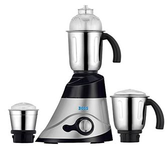 Boss Fortune 750W Mixer Grinder (3 Jars) Price in India