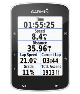 Garmin Edge 520 Bike GPS Navigation Device Price in India