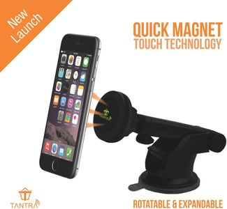 Tantra Car Mobile Holder for Dashboard & Windshield Price in India