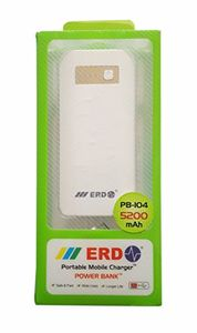 ERD PB-105 5200mAh Power Bank Price in India