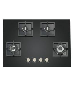 Hindware Bravia 4B 4 Burner Automatic Built in Hob Gas Cooktop Price in India