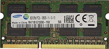 Samsung M471B1G73EB0-YK0 8GB (1 x 8GB) DDR3 Laptop Ram Price in India