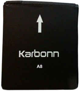 Karbonn A8 1500mAh Battery Price in India