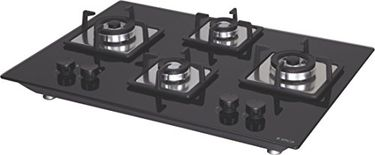 Elica Flexi Brass HCT 470 DX 4 Burner Gas Cooktop Price in India