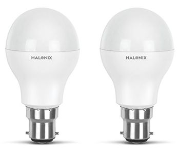 Halonix Photon Plus 9W B22 LED Bulb (Cool Day Light, Pack of 2) Price in India