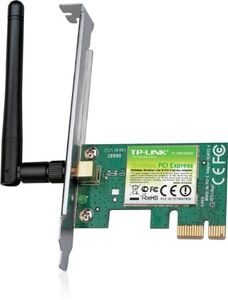 TP-LINK TL-WN781ND 150Mbps Wireless PCI Express Adapter Price in India