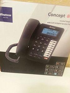 Binatone Concept 800 Corded Landline Phone Price in India