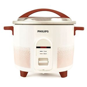 Philips HL1666 2.2-Litre Electric Rice Cooker Price in India
