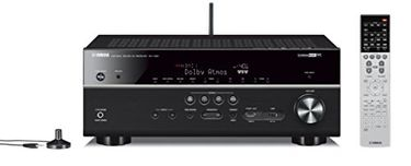 Yamaha RX-V681BL 7.2 Channel AV Receiver Price in India