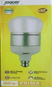 Jaquar Prima 36W B22 Round LED Bulb (White) Price in India