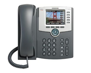 Cisco SPA525G2 Corded Landline Phone Price in India