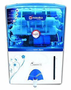 Nasaka Cosmos N1 11L RO UV ORPH Water Purifier Price in India