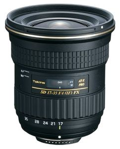 Tokina AT-X 17-35mm F4 PRO FX Lens (For Nikon DSLR) Price in India