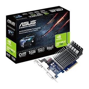 Asus GT 710 (710-1-SL) 1GB DDR3 Graphic Card Price in India