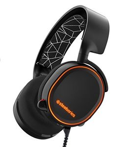 SteelSeries 61443 Arctis 5 Gaming Headset Price in India