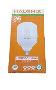 Halonix Astron Jumbo 26W B22 Led Bulb (White) Price in India