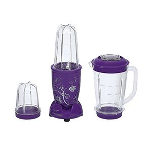 Wonderchef Nutriblend 400W Juicer Mixer Grinder (3 Jars) Price in India
