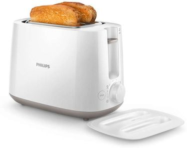 Philips HD2582/00 2 Slice Pop Up Toaster Price in India