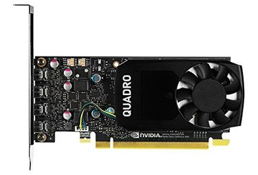 Leadtek Nvidia Quadro P1000 4GB DDR5 Graphic Card Price in India