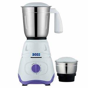 Boss Pearl 500W (2 Jar) Mixer Grinder Price in India