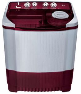 LG 7 Kg Semi Automatic Washing Machine (P8053R3SA) Price in India
