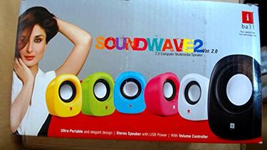 iball SoundWave 2 USB Speaker Price in India