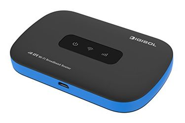 Digisol DG-HR1070MSE 4G Portable Router Price in India