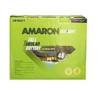 Amaron Current AAM-CR-CRTT165 165Ah Tall Tubular Battery Price in India