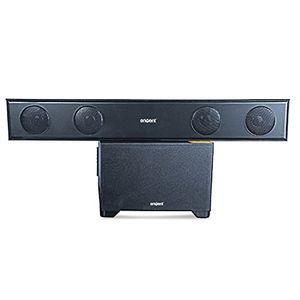 Envent Horizon 704 Purewood Sound Bar Speaker Price in India
