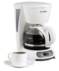 Mr. Coffee TF4 4-Cup Switch Coffeemaker Price in India