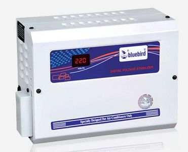 Bluebird 5kVA 170-270V Aluminium Digital Voltage Stabilizer Price in India